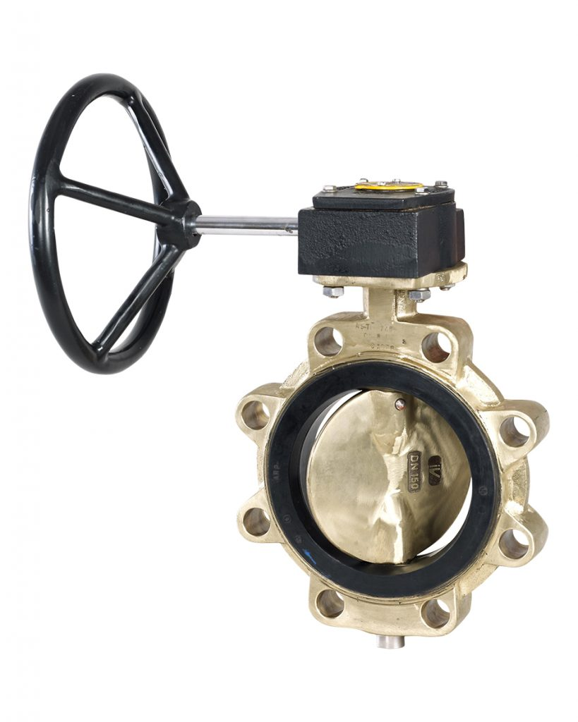 Frenstar Ltd Intervalve-IVTL Lugged Concentric - Butterfly Valve