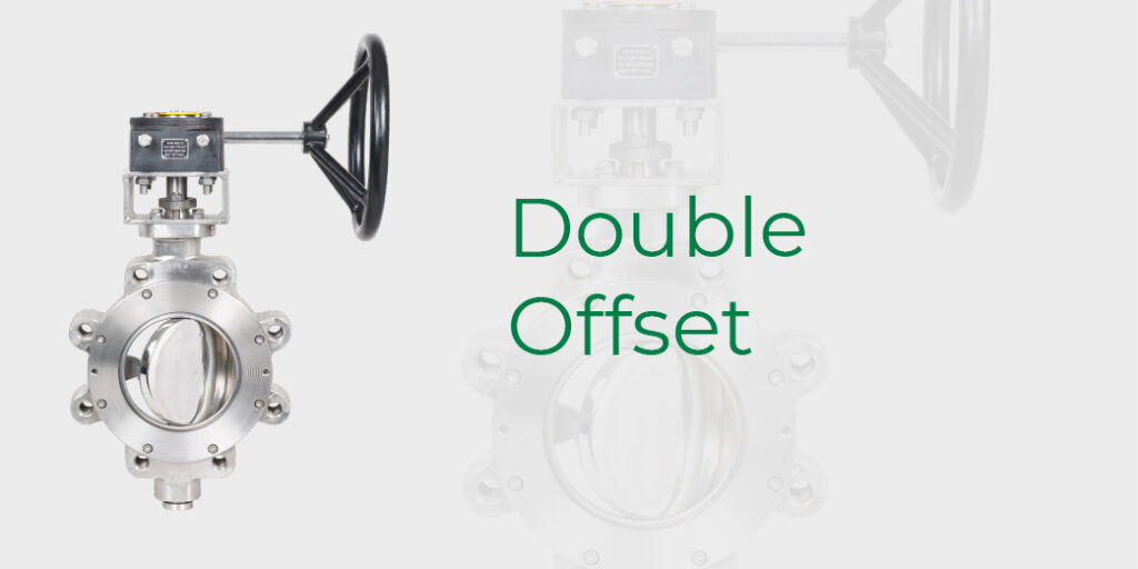 double offset butterfly valve. click to go to the frenstar double offset page