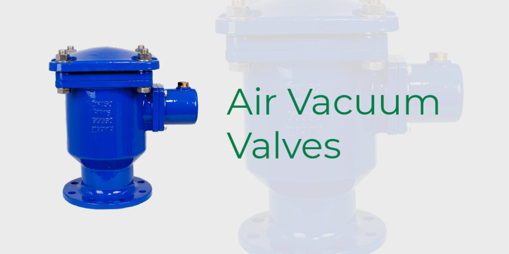 Air Vacuum Valves. Click to go to the Frenstar Air vacuum valves page