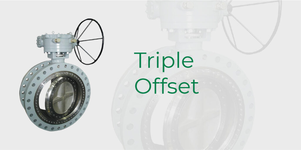 Triple offset. Click to go to frenstar triple offset page